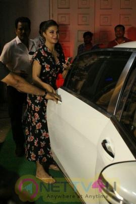 Jacqueline Fernandez Came To Mehboob Studio Hindi Gallery
