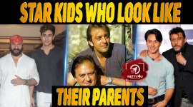 10 Bollywood Star Kids Who Look Like Their Parents