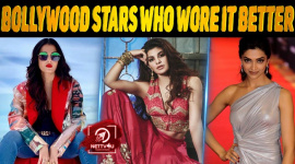 10 Bollywood Stars Who Wore It Better