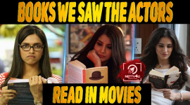10 Books We Saw The Celebs Read In Movies