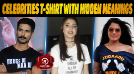 10 Celebrities T-Shirt With Hidden Meanings