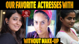 Our Favorite Kannada Actresses Without Make-up