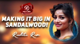 Rachita Ram-Making It Big In Sandalwood!