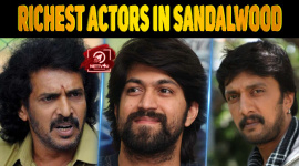 Richest Actors In Sandalwood