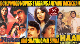 Top 10 Bollywood Movies Starring Amitabh Bachchan And Shatrughan Sinha