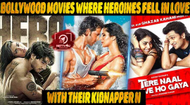 Top 10 Bollywood Movies Where Heroines Fell In Love With Their Kidnapper