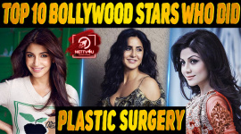Top 10 Bollywood Stars Who Did Plastic Surgery