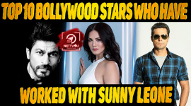 Top 10 Bollywood Stars Who Have Worked With Sunny Leone