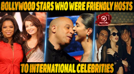 Top 10 Bollywood Stars Who Were Friendly Hosts To International Celebrities