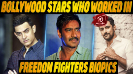 Top 10 Bollywood Stars Who Worked In Freedom Fighters Biopics