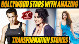 Top 10 Bollywood Stars With Amazing Transformation Stories