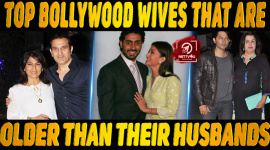 Top 10 Bollywood Wives That Are Older Than Their Husbands