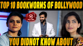 Top 10 Bookworms Of Bollywood You Didnot Know About