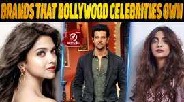Top 10 Brands That Bollywood Celebrities Own!