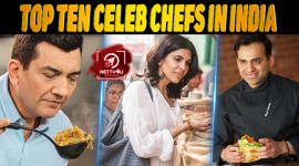 Top 10 Celeb Chefs In India!