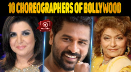Top-10 Choreographers Of Bollywood
