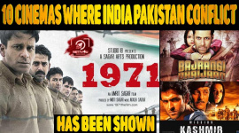 Top 10 Cinemas Where India Pakistan Conflict Has Been Shown