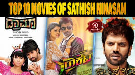 Top 10 Movies Of Sathish Ninasam
