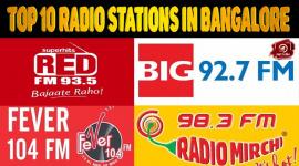 Top 10 Radio Stations In Bangalore