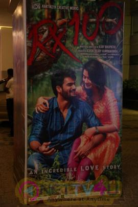 RX 100  Telugu Movie Audio Launch Cute Images