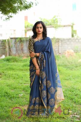 Actress Nanditha Raj Cute Stills