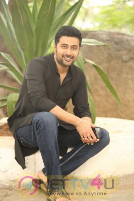 Director Rahul Ravindran Handsome Stills