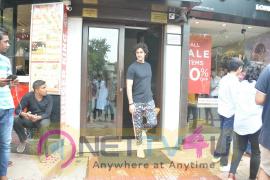 Kunal Kapoor & Naina Bachchan Spotted At Bastian Bandra Pics