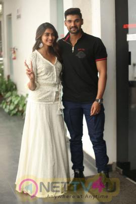 Saakshyam Movie Success Meet Images