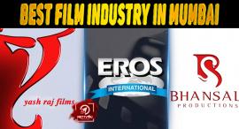 Top 10 Best Film Industry In Mumbai