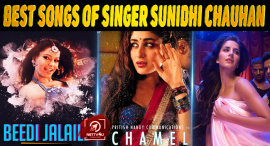 Top 10 Best Songs Of Famous Singer Sunidhi Chauhan
