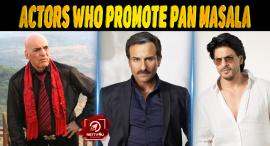 Top 10 Bollywood Actors Who Promote Pan Masala
