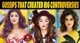 Top 10 Recent Bollywood Gossips That Created Big Controversies