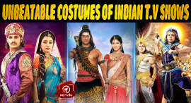 Top 10 Unbeatable Costumes Of Indian T.V Shows