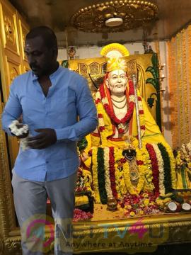 Actor Raghava Lawrence Birthday Celebration Photos Tamil Gallery