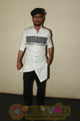 Irrfan Khan Spotted At Fun Republic For The Interview Of Film Qarib Qarib Singlle. Hindi Gallery