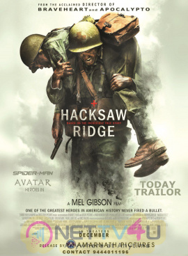 Hacksaw Ridge 2016 Movie Images
