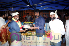 Sivakarthikeyan Productions Production No.2 Pooja Stills Tamil Gallery