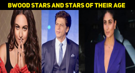Top 10 Bollywood Stars And Stars Of Their Age
