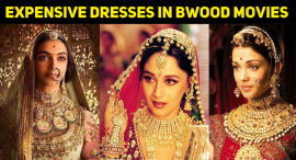 Top 10 Expensive Dresses Wore In The Bollywood Movies