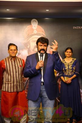 TSR Felicitates Balakrishna And Krish On Gautamiputra Satakarni Success Stills Telugu Gallery