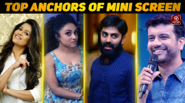 Top 10 Anchors In Malayalam Mini-screen