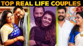 Top 10 Real-life Couple IIn Malayalam