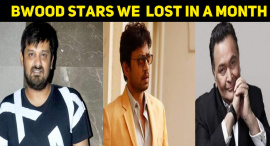 Top 10 Bollywood Stars We Lost In A Month!