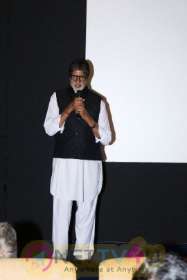 Amitabh Bachchan At Launch Of New Tv Show Ek Thi Rani Aisi Bhi Photos Hindi Gallery