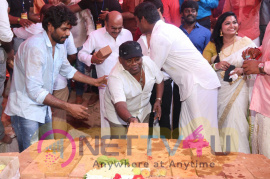 Nadigar Sangam New Building Foundation Laying Ceremony Excellent Photos