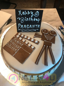 Director Prasanth Varma Birthday Celebrations Pics