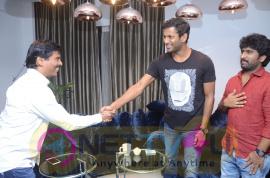 Vishal Launch Shambho Shankara 2nd Single Song Stills Telugu Gallery