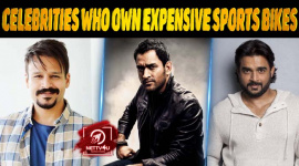10 Celebrities Who Own Expensive Sports Bikes