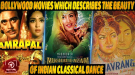 Top 10 Bollywood Movies Which Describes The Beauty Of Indian Classical Dance