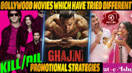 Top 10 Bollywood Movies Which Have Tried Different Promotional Strategies